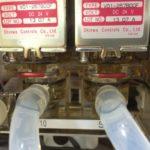 SV5漏れ警報 漏れ量:小