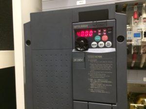 ミクニキカイの水処理装置(RO装置)MP-82TLが故障した