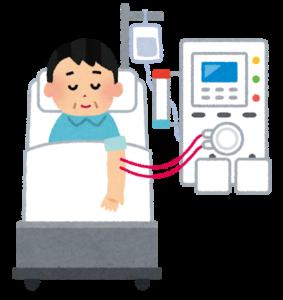 公立福生病院で40代透析患者死亡を考える